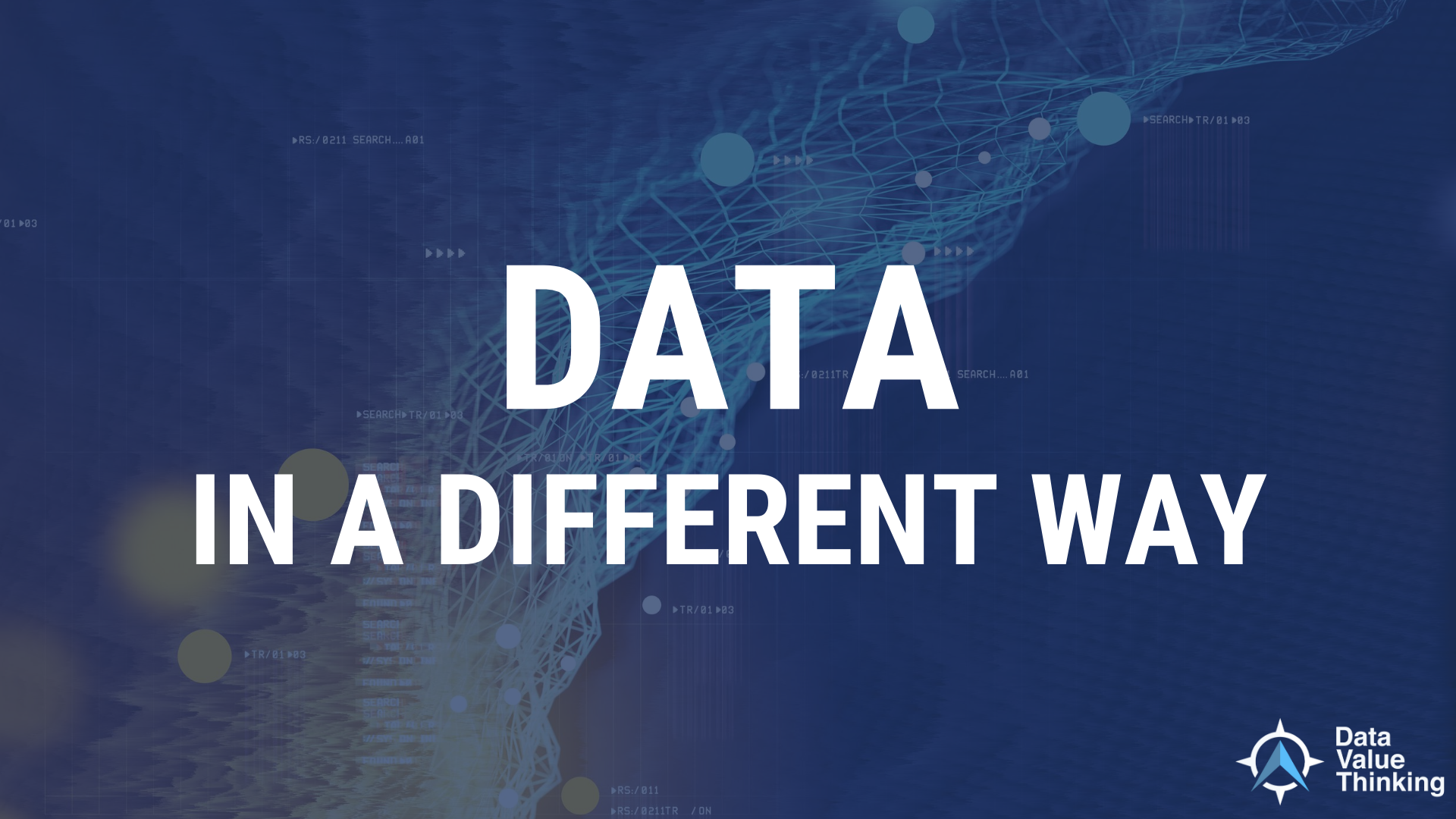Data In a Different Way